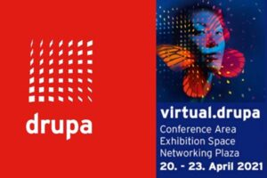 Read more about the article A Drupa Virtual ocorrerá em Abril